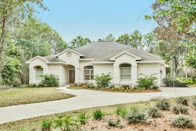 Destin Single Family Home For Sale: 256 Leaning Pines Loop