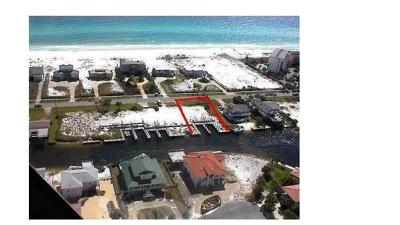 Destin Residential Lots & Land For Sale: 607 Gulf Shore Drive