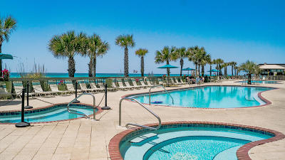 Panama City Beach Condo/Townhouse For Sale: 8715 Surf Drive Drive #107
