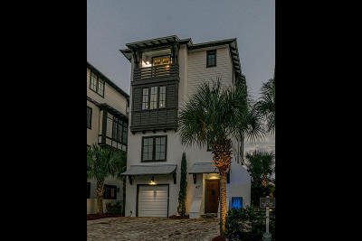 Santa Rosa Beach Single Family Home For Sale: 47 Seapointe Lane