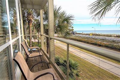 Crystal Beach Single Family Home For Sale: 3551 Scenic Highway 98 #UNIT 2