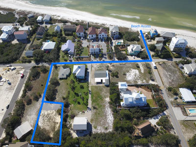 Inlet Beach Residential Lots & Land For Sale: 178 Pompano Street