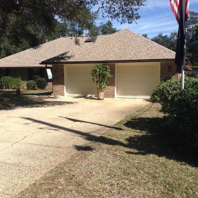 Shalimar Single Family Home For Sale: 240 Country Club Road