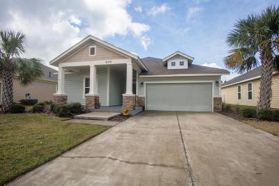 Panama City Beach Single Family Home For Sale: 609 Breakfast Point Boulevard