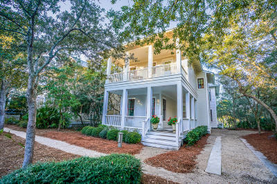 Santa Rosa Beach Single Family Home For Sale: 657 Western Lake Drive