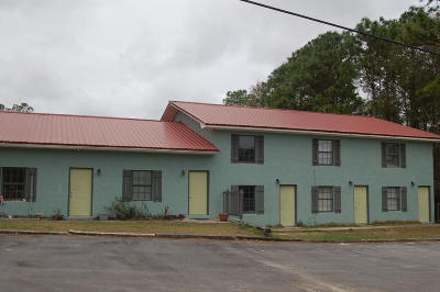 Defuniak Springs Condo/Townhouse For Sale: 3472 Hwy 331 #1, 2, 3,
