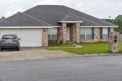 Crestview Single Family Home For Sale: 316 Sidewinder Loop