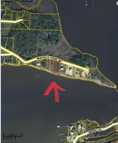 Freeport Residential Lots & Land For Sale: Beatrice Point Road