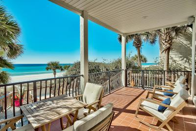 Bay County Single Family Home For Sale: 22219 Front Beach Road