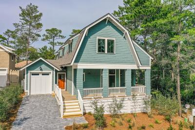 Draper Lake Coastal Village Single Family Home For Sale: 47 N Branch Road