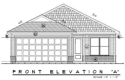 Freeport Single Family Home For Sale: Lot 2 B Marsh North Landing