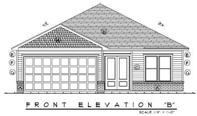 Freeport Single Family Home For Sale: Lot 4 F Sandywoods Court