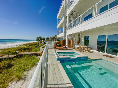 Panama City Beach Single Family Home For Sale: 20405 Front Beach Road
