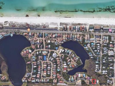 Destin Residential Lots & Land For Sale: 4600 Paradise Isle #Lot 106