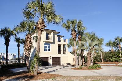 Holiday Isle Single Family Home For Sale: 16 Magnolia Drive