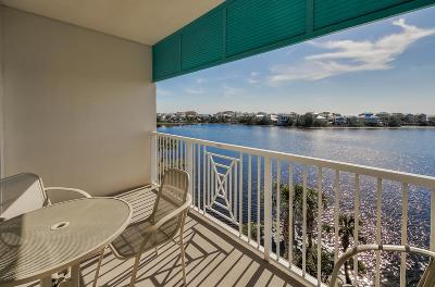 Panama City Beach Condo/Townhouse For Sale: 114 Carillon Market Street #414