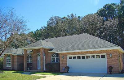 Destin Single Family Home For Sale: 4034 Lauren Court