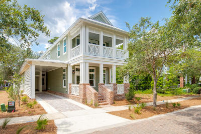 Santa Rosa Beach Single Family Home For Sale: 49 Talquin