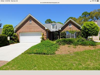 Single Family Home For Sale: 4445 Turnberry Place