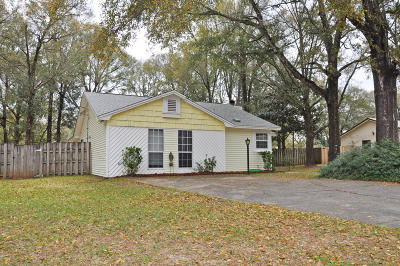 Crestview Single Family Home For Sale: 109 Springwood Circle