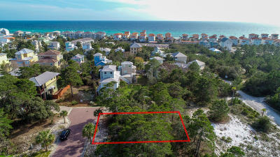 Santa Rosa Beach FL Residential Lots & Land For Sale: $189,900