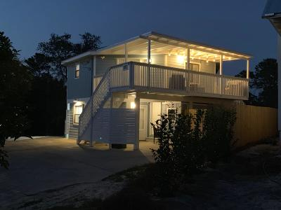 Santa Rosa Beach Single Family Home For Sale: 138 Crescent Road