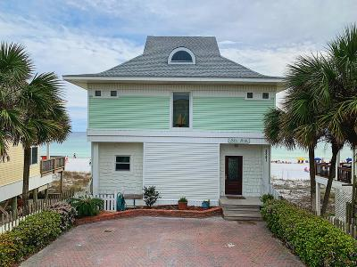 Single Family Home For Sale: 2881 Scenic Gulf Drive