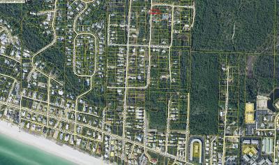 Santa Rosa Beach Residential Lots & Land For Sale: Lot 23 Elm Street