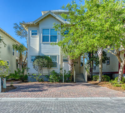 Santa Rosa Beach Single Family Home For Sale: 120 Hidden Lake Way