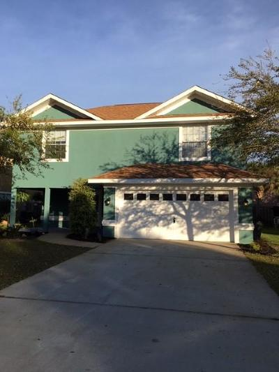 Santa Rosa Beach FL Single Family Home For Sale: $330,000