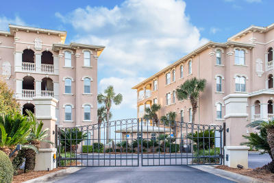 Inlet Beach Condo/Townhouse For Sale: 8638 E Co Highway 30-A #UNIT B-1