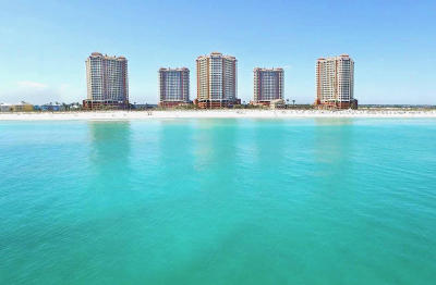 Pensacola Beach Condo/Townhouse For Sale: 2 Portofino Drive #703