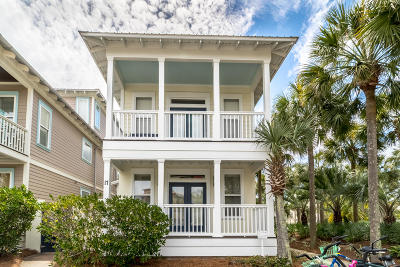 Seacrest Beach Single Family Home For Sale: 17 W Trigger Trail