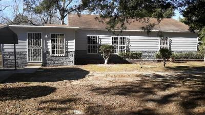 Crestview FL Single Family Home For Sale: $67,000