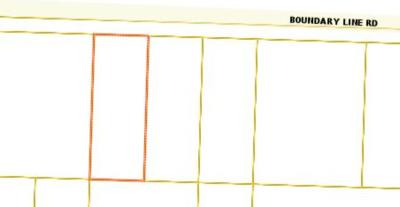Walton County Residential Lots & Land For Sale: 40 Boundry Line Road