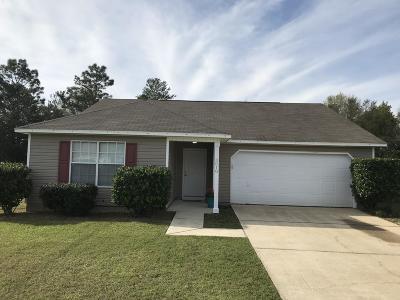 Crestview Single Family Home For Sale: 3018 La Salle Court