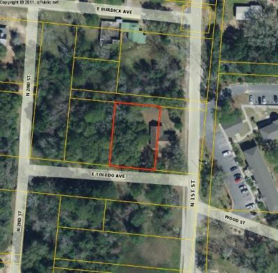 Defuniak Springs Residential Lots & Land For Sale: Lot 1641 E Toledo Avenue