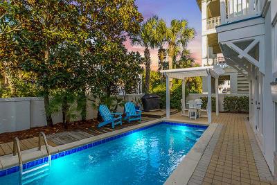 Destin Pointe Single Family Home For Sale: 3609 Rosalie Drive