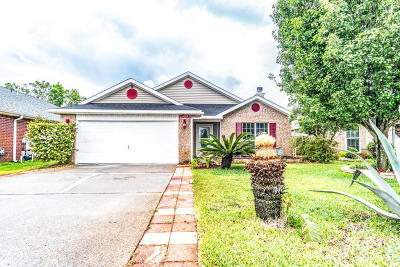 Fort Walton Beach Single Family Home For Sale: 1604 Fenwick Avenue