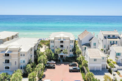 Inlet Beach Condo/Townhouse For Sale: 10140 E Co Highway 30-A #UNIT C-4