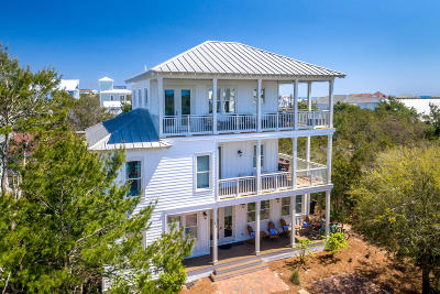 Inlet Beach Single Family Home For Sale: 25 Wild Dunes Way