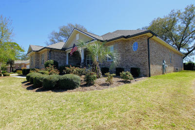 Niceville Single Family Home For Sale: 319 Grove Park Drive