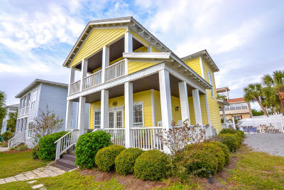 Panama City Beach Single Family Home For Sale: 20504 Front Beach Road