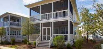 Santa Rosa Beach Single Family Home For Sale: 640 Flatwoods Forest Loop #Lot 315