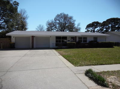 Fort Walton Beach FL Rental For Rent: $1,300