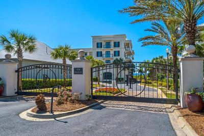 Santa Rosa Beach Condo/Townhouse For Sale: 4128 E Co Highway 30-A #UNIT 104