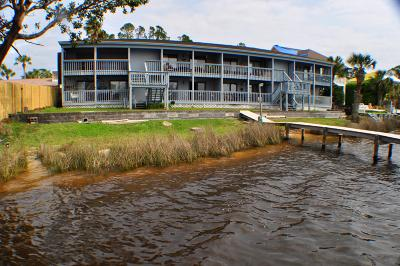 Panama City Beach Condo/Townhouse For Sale: 7205 Lagoon Drive #UNIT 3