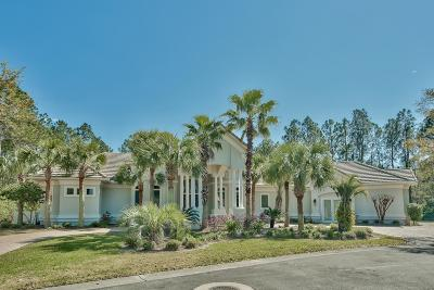 Miramar Beach Single Family Home For Sale: 3409 Ravenwood Lane