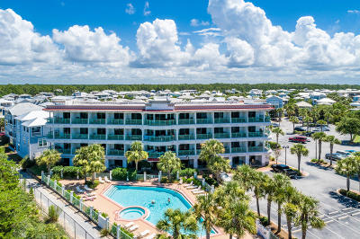 Inlet Beach Condo/Townhouse For Sale: 9955 E Co Highway 30-A #Unit 310