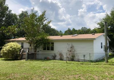Crestview Single Family Home For Sale: 5814 Seven Ducks Lane